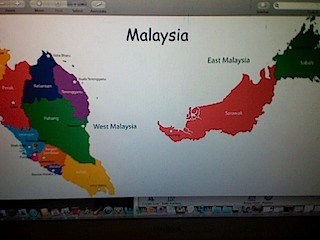 Online Information for both EAST and WEST Malaysia
